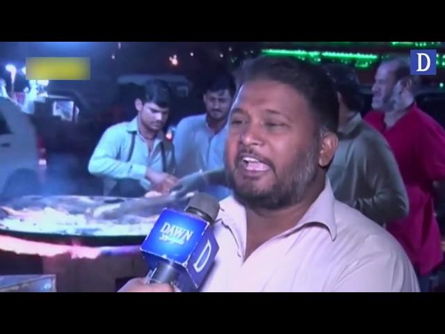 Karachi mein mousam sard hotay hi machli ki mang barh gai