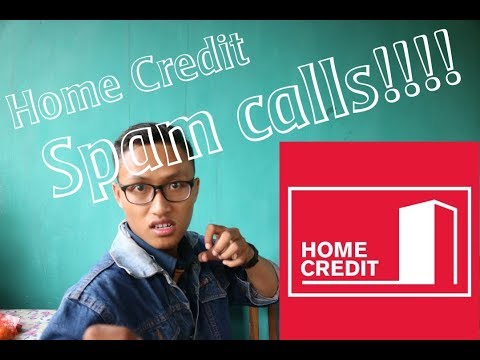Telpon Bertubi-tubi Marketing Home Credit