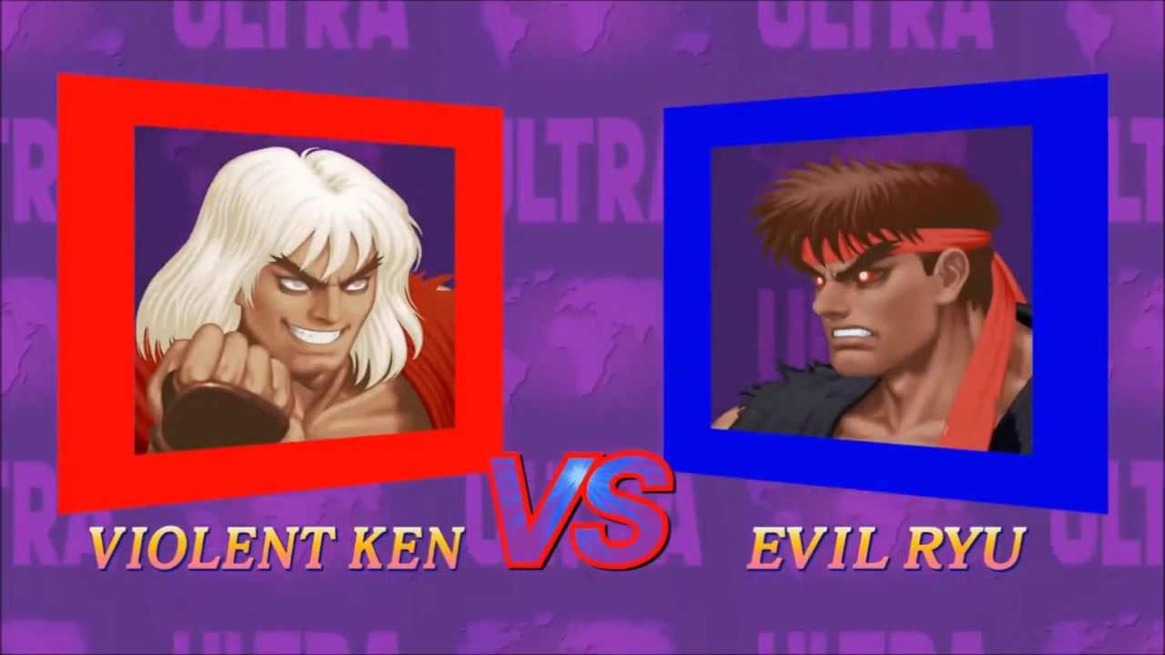 ULTRA STREET FIGHTER II Trailer With VIOLENT KEN & EVIL RYU Nintendo Switch