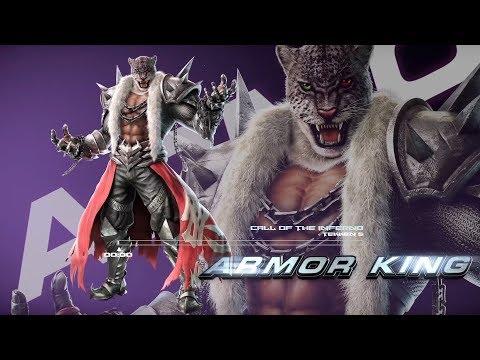 Tekken 5 - Call Of The Inferno (Tekken 7 - Armor King Trailer Music)