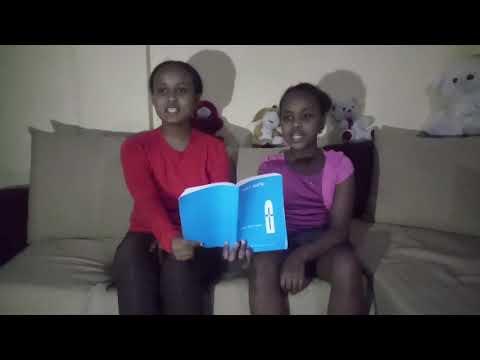 Lutheran hymn singing in Ethiopia