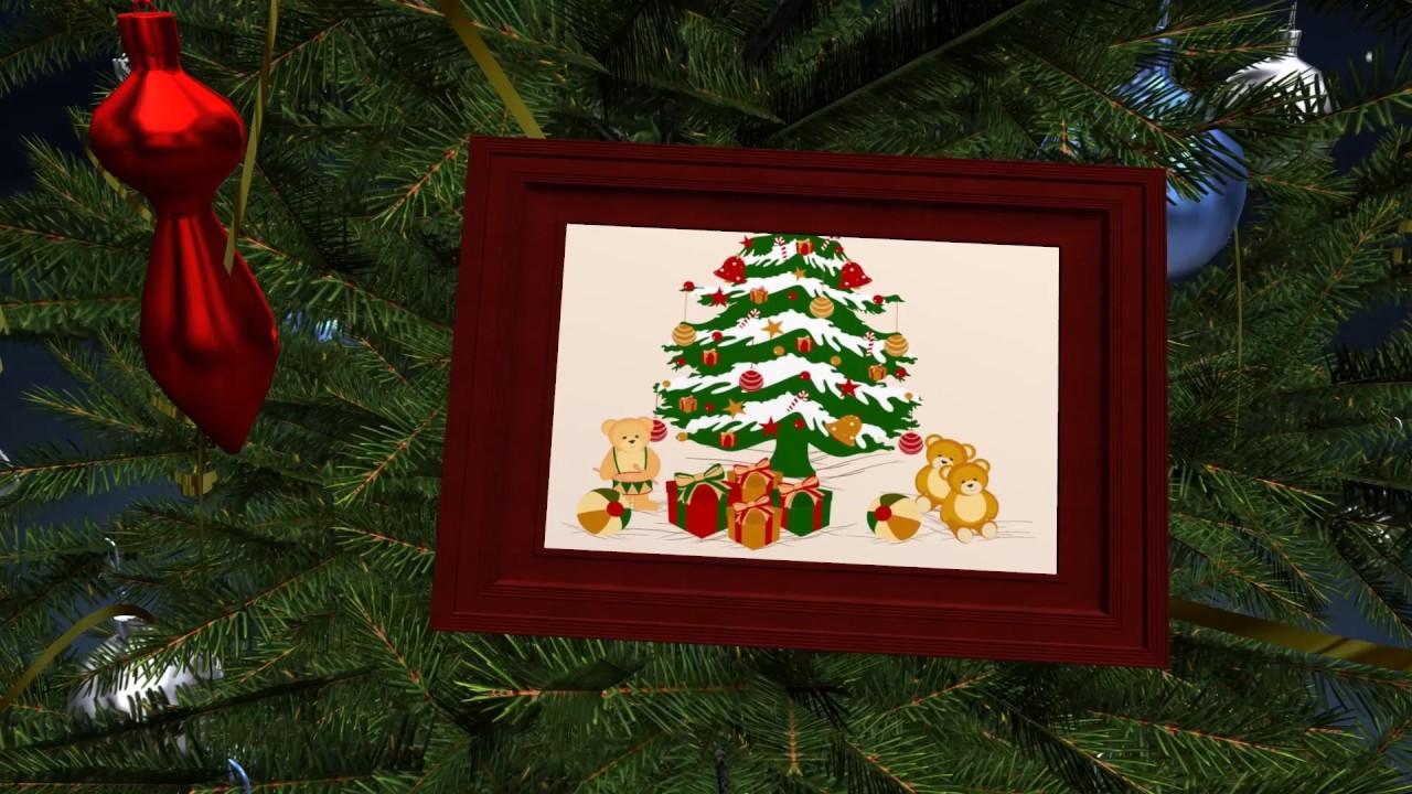 merry christmas frohe weihnachten feliz navidad youtube. Black Bedroom Furniture Sets. Home Design Ideas