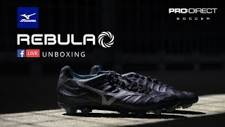 PRO DIRECT | Unboxing: Mizuno Rebula Made In Japan