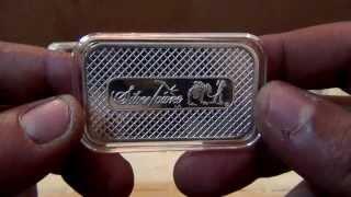 SilverTowne 1 Ounce Silver Eagle, Buffalo Replica and Trademark Bars and Round