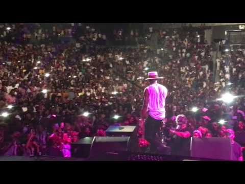 Wizkid One Africa MUSIC Fest One Dance