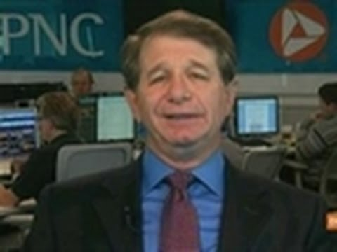 PNC's Hoffman Says U.S. Jobs Growth `Not Fast Enough'