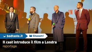 SHAZAM! - Zachary Levi, Mark Strong And David F. Sandberg Introduce The London Screening