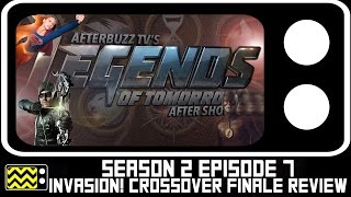 Legends Of Tomorrow Season 2 Episode 7 Review & After Show | AfterBuzz TV