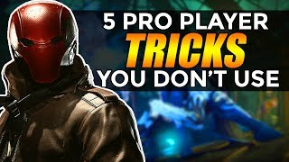 Injustice 2: 5 TRICKS Pro Players Use That You DON