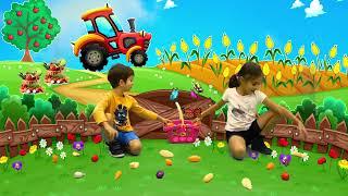 Yes Yes Vegetables Song   Nursery Rhymes & Kids Songs Official Video by KLS