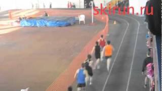 Школа бега СкиРан. Разбор техники бега юниора на 800м.