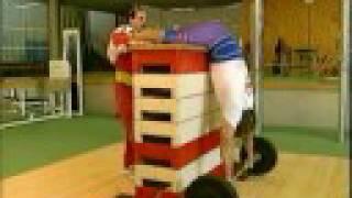 Préparation Physique : Werner Gunthor partie 1