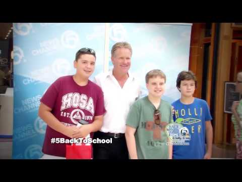 2015 WPTV Back to School Expo featuring the Transition to Life Academy and GoodGeeks™