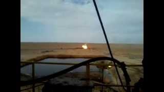 Flaring gas @ rig site - Biiiiiiiiiig explosion Thumbnail