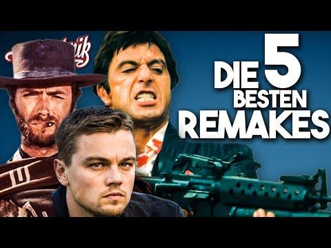 Die 5 BESTEN Remakes/Neuverfilmungen aller Zeiten!