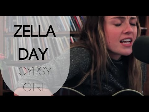 Zella Day - Gypsy Girl - Live on Lightning 100, powered by ONErpm.com