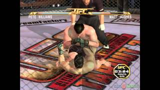 UFC Tapout 2 - Gameplay Xbox HD 720P