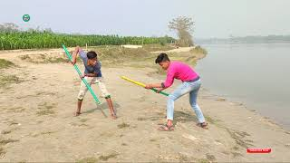 Must Watch New Funny Video ???? Top New Comedy Video 2020   SR TV