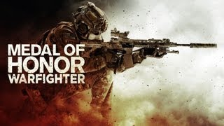 Medal of Honor Warfighter GIGABYTE U2442 Ultrabook Gameplay