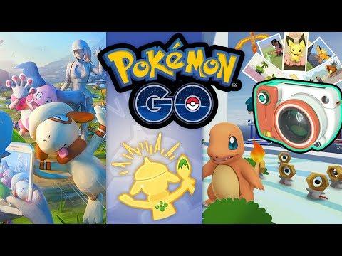 Medaille mit Farbeagle, Meltan-Items und eine Theorie | Pokémon GO Deutsch #892 thumbnail
