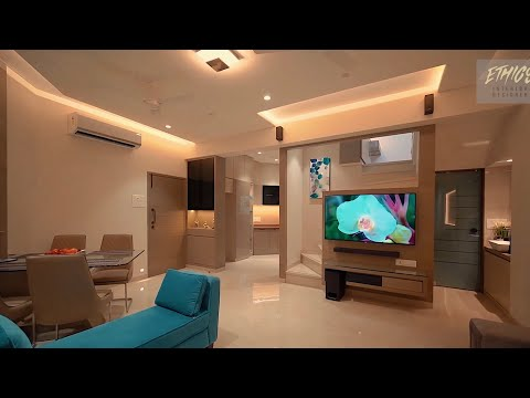 Luxurious Penthouse interiors by Rajesh Ranka in Pune