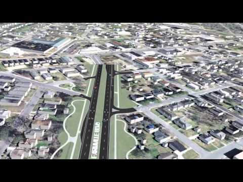 10th Street Connector Video