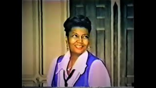 Hello Dolly! Pearl Bailey 1968 Tony Awards
