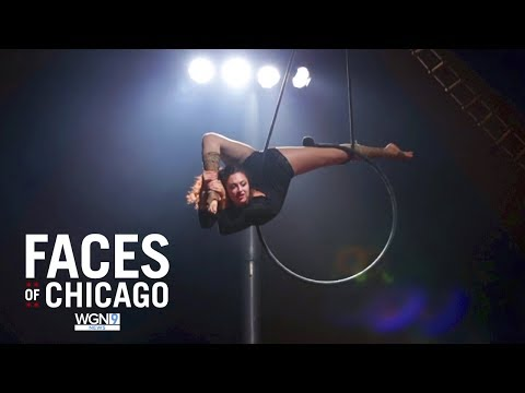 Midnight Circus' little big top attracts world-class performers to support local parks