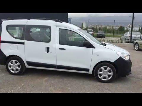 Renault Kangoo 2015 | Dacia Dokker - CarRent rent a car company in Bulgaria