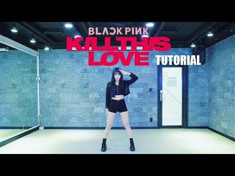 BLACKPINK(블랙핑크) - KILL THIS LOVE (킬디스러브) Point Dance Tutorial / Tutorial by Sol-E (Mirror Mode)