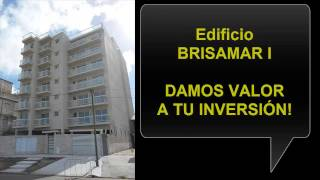 Edificio BRISAMAR I - Avance de Obra 24-03- 2017