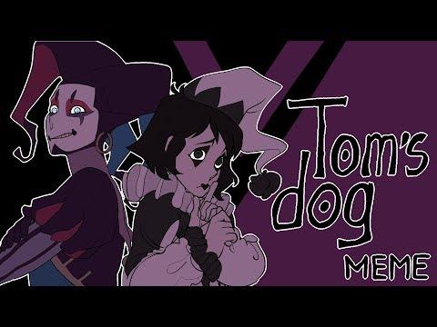 TOM'S DOG meme (Soul Eater Oc)