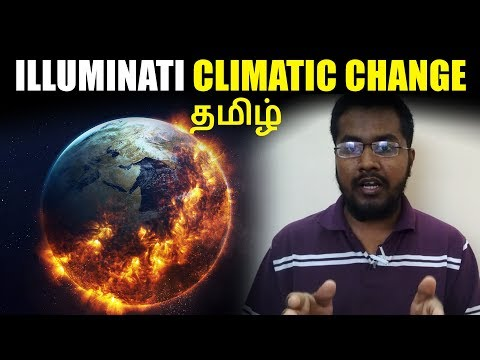 Illuminati Climatic Change For Depopulation | in Tamil