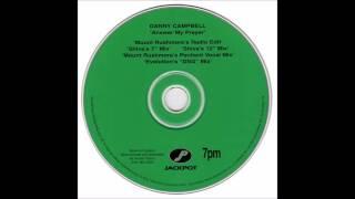 Danny Campbell - Answer My Prayer (Shiva