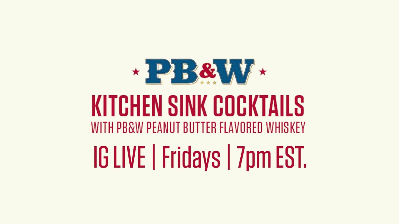 Kitchen Sink Cocktails - Episode 1