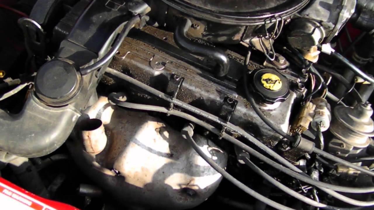 medium resolution of 89 festiva running issue youtube ford festiva carburetor diagram