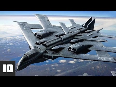 10 Futuristic Military Weapons in Development | LIST KING