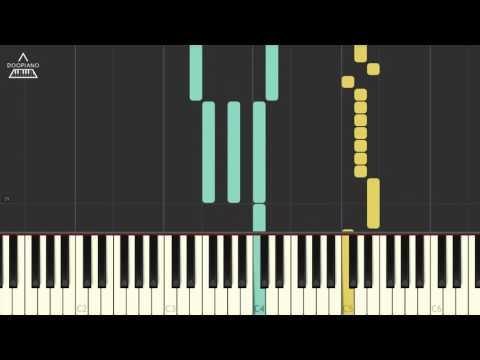 방탄소년단 (BTS) - Lost Piano Tutorial