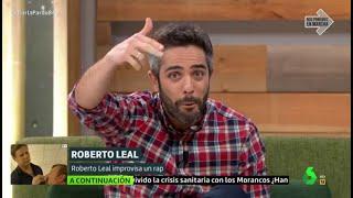 El inesperado rap de Roberto Leal en Liarla Pardo