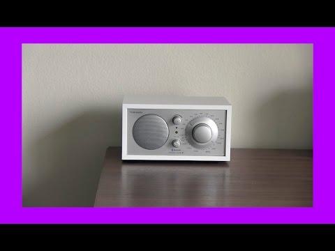 Reviewed- Tivoli Model One Bluetooth Radio & iOS App