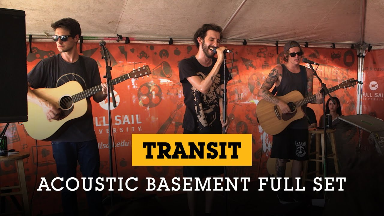 Transit   Acoustic Basement 7.5.15 Full Set