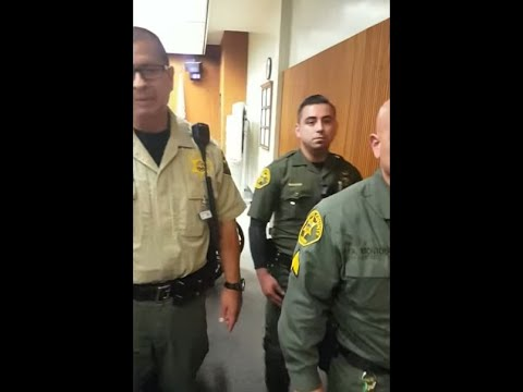 Black Man Stuns Cops In Courtroom