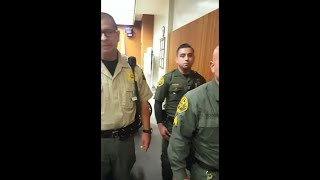 Black Man Stuns Cops In Courtroom WATCH THE VIDEO