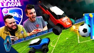 RC Car Rocket League Challenge!