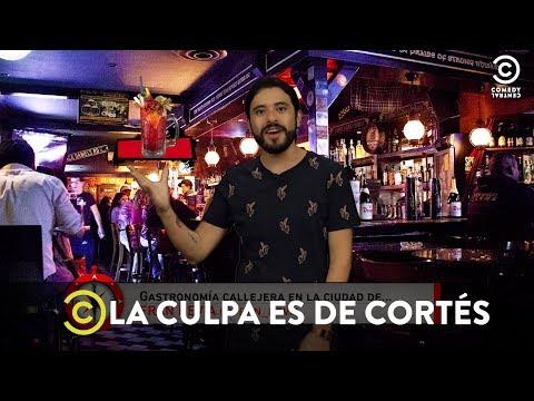 La Culpa es de Cortés - Gastronomía callejera con Fran Hevia