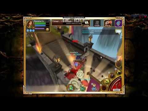 Arcane Legends Ilu Solo 54s Elite Jarl Level 36