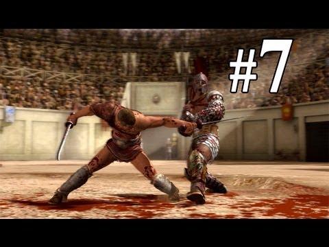 Spartacus Legends | Let's Play en Español | Capitulo 7