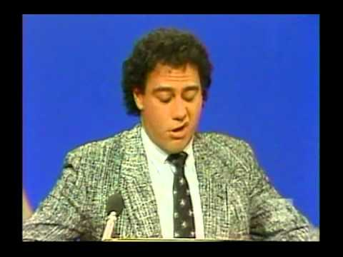 Match Game 1990 Pilot w/ Bert Convy