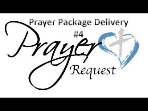 Prayer Package Delivery: #4
