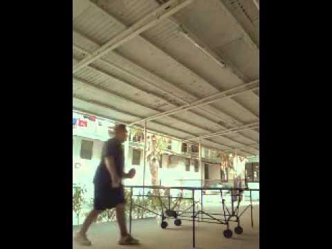 Table tennis at BHI